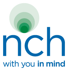 Home. new NCH logo